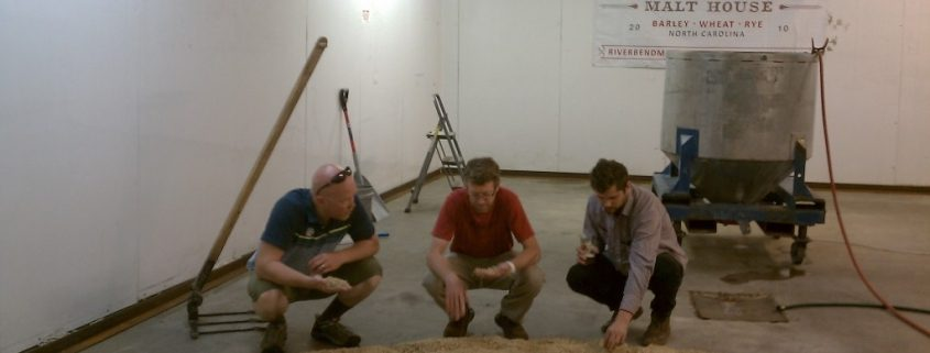 Brian Discusses Germination with the Guys from NBB